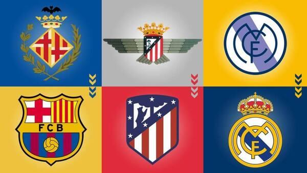 Y Nghia Logo La Liga