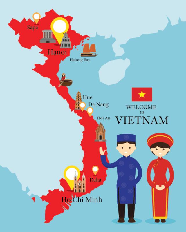 Dia Ly Viet Nam